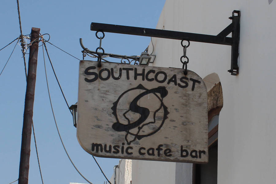 South Coast Bar Gennadi