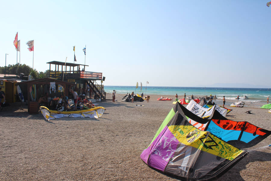Theologos Kitesurf-Center
